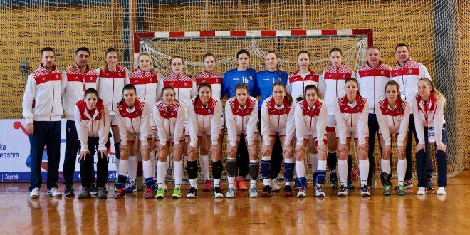 Juniorke otputovale na Europsko prvenstvo u Sloveniju