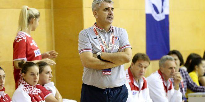 Izbornik Mrđen objavio popis reprezentativki za pripreme i kvalifikacijske utakmice za plasman na Svjetsko prvenstvo 2017.
