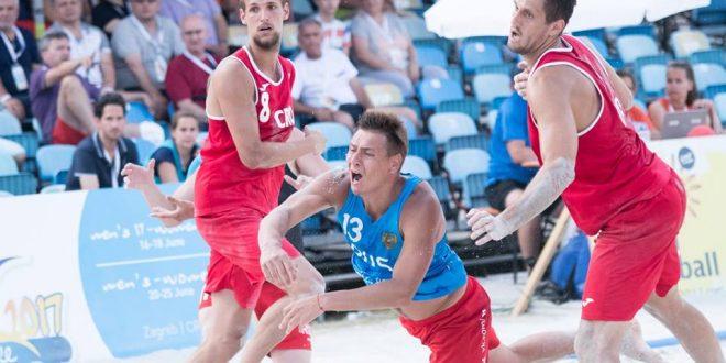 Hrvatskim pjeskašima izmaknulo europsko finale