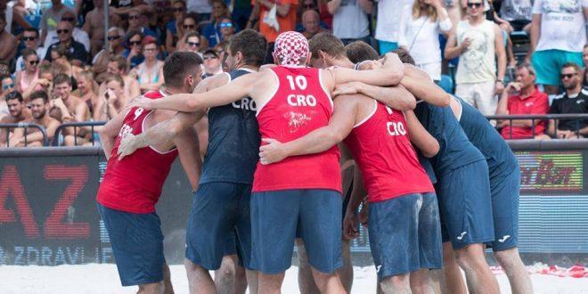 Hrvatski seniori osvojili europsku broncu