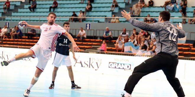 Juniori upisali treću pobjedu na Svjetskom prvenstvu, apsolvirana i Argentina