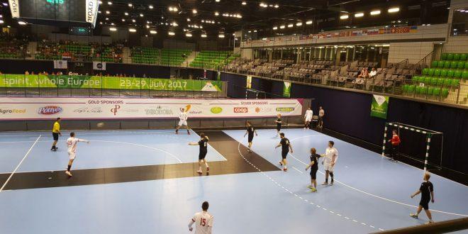 Unatoč porazu od Njemačke mlađi kadeti u polufinalu EYOF-a
