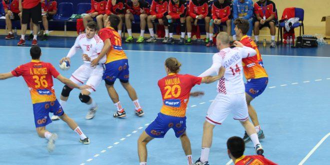 Kadeti poraženi od Španjolske u polufinalu Svjetskog prvenstva