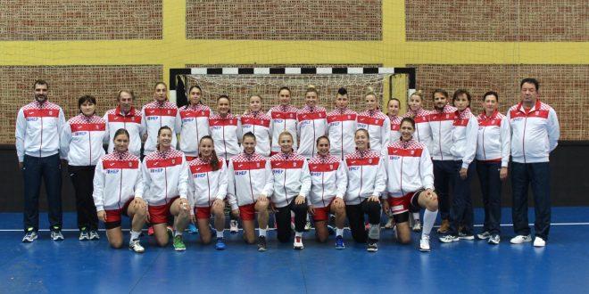 Okupila se ženska seniorska reprezentacija za pripreme i kvalifikacije za EHF EURO 2018