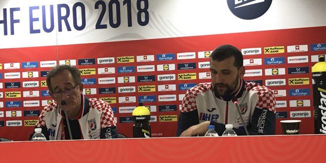 """Červar: """"Švedska je zasluženo pobijedila, moramo prebroditi ovo, a pozivam navijače da nas dođu i u Zagreb podržati"""""""
