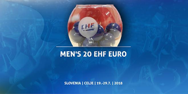 Hrvatski juniori na Euru u skupini C sa Španjolskom, Rusijom i Poljskom