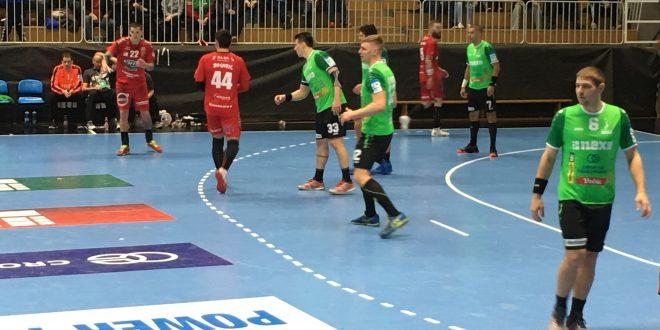 Nexe do prve pobjede u skupini EHF kupa protiv Cocksa