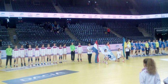 Hrvatske juniroke svladale Ukrajinu u drugom susretu kvalifikacija