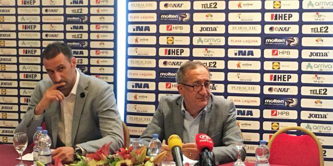 Lino Červar objavio širi popis reprezentativaca za kvalifikacije protiv Crne Gore