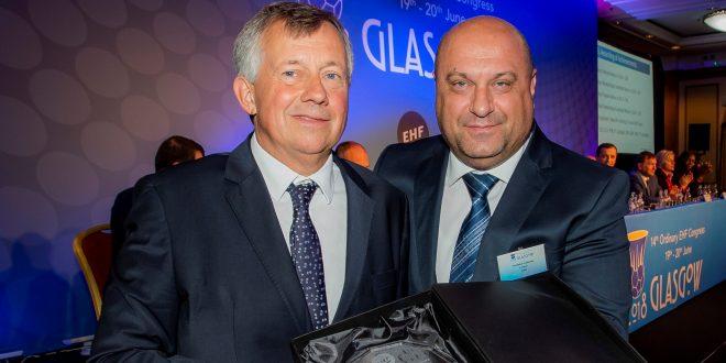 HRS-u nagrada za organizaciju tri i više EHF događaja
