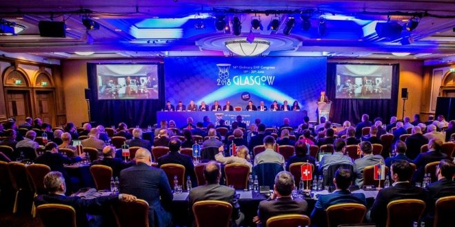 Održan 14. Redoviti kongres EHF-a u Glasgowu