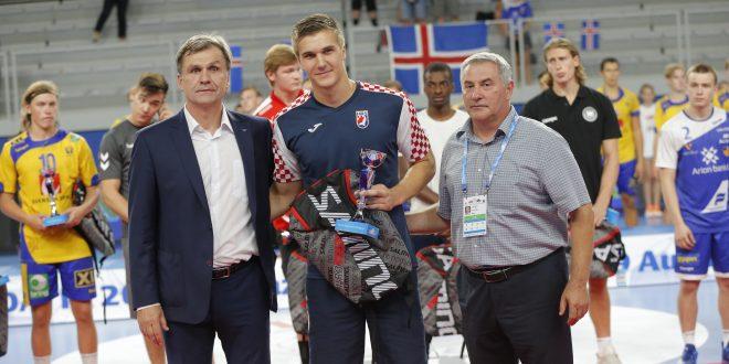 Gianfranco Pribetić najbolji obrambeni igrač Europskog prvenstva
