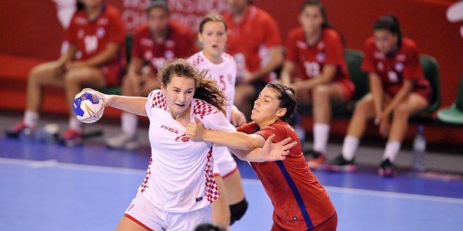 Kadetkinje slavljem protiv Čilea potvrdile osminu finala Svjetskog prvenstva