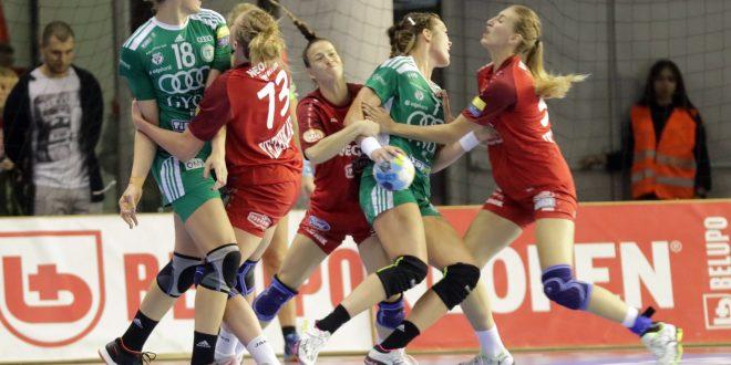 Podravka visoko poražena od Györa i ostala bez drugog kruga Lige prvakinja