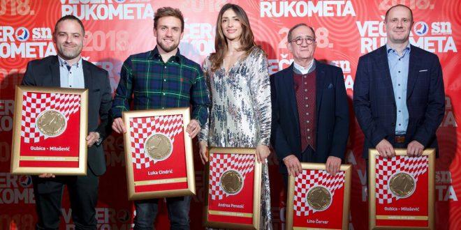 Cindrić, Penezić Kobetić, Červar i Gubica – Milošević najbolji u 2018. godini