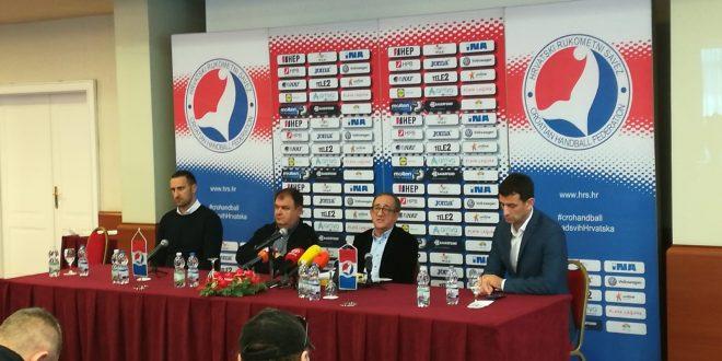 Izbornik Červar objavio popis igrača za Svjetsko prvenstvo u Njemačkoj i Danskoj