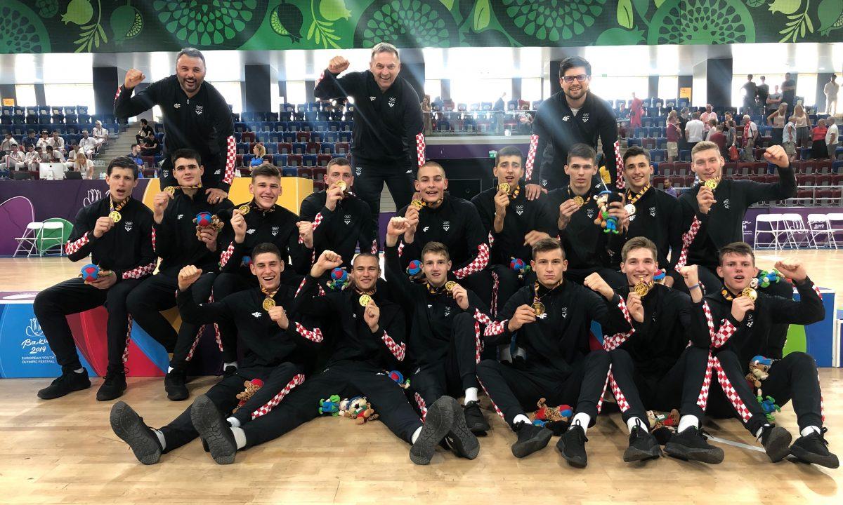 Sportska Hrvatska Rukometno ljeto: Dva zlata i srebro za pamcenje