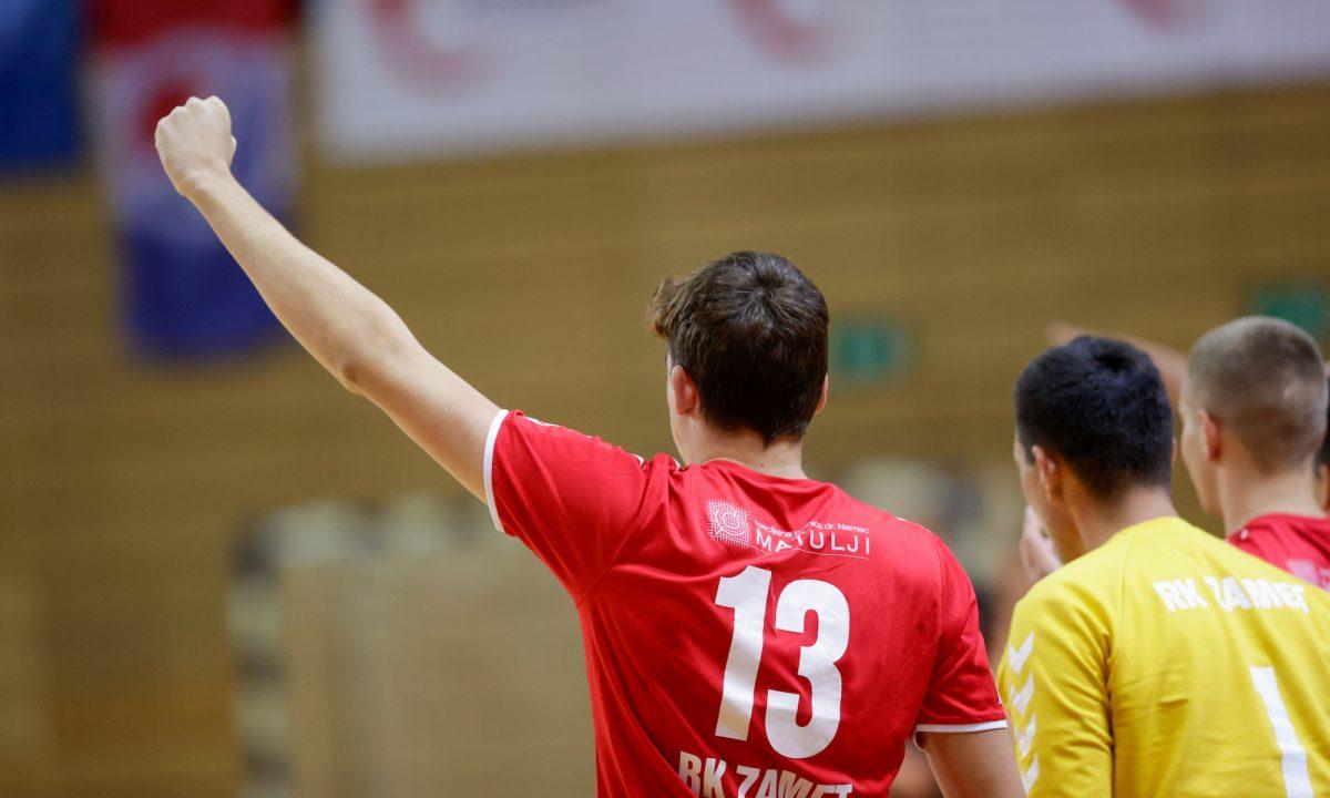 Sportska Hrvatska Paket24 Premijer liga: Zametu bodovi iz Dubrovnika